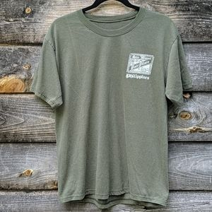 San Miguel Pale Philippines Green S/S T-shirt